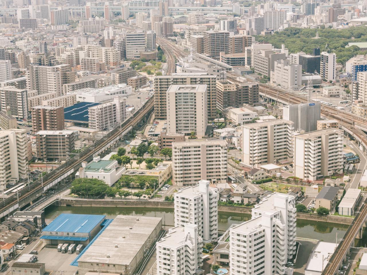 福岡のマンション